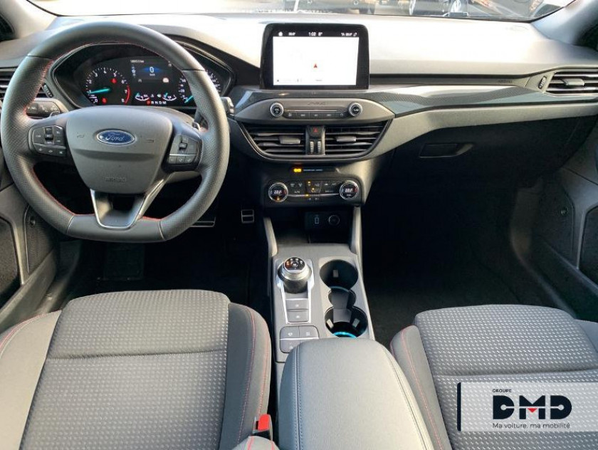 Ford Focus 1.0 Ecoboost 125ch St-line Business Bva - Visuel #5