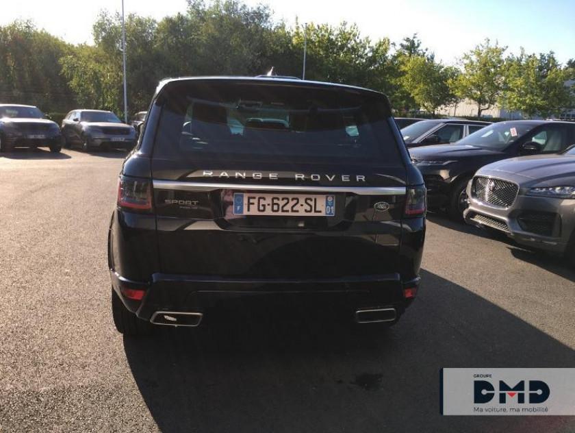Land-rover Range Rover Sport 2.0 P400e 404ch Hse Mark Vii - Visuel #11