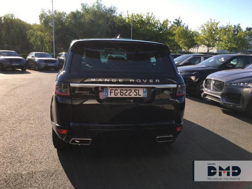 Land-rover Range Rover Sport 2.0 P400e 404ch Hse Mark Vii - Visuel #4