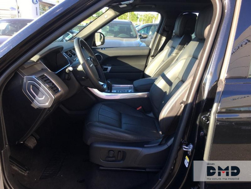 Land-rover Range Rover Sport 2.0 P400e 404ch Hse Mark Vii - Visuel #9
