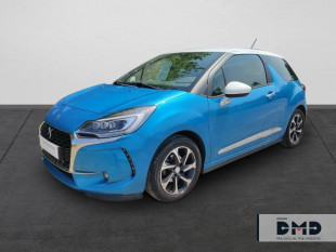 Ds Ds 3 Puretech 130ch Be Chic S&s