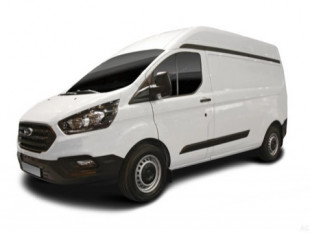 Ford Transit Custom Cabine Approfondie Ca 320 L2h1 2.0 Ecoblue 170 S&s Bva Limited 4p