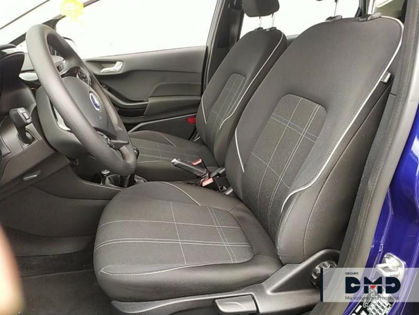 Ford Fiesta 1.1 85ch Essential 5p 5cv Euro6.2 - Visuel #9