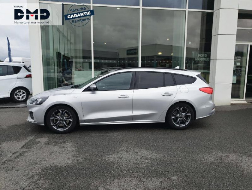 Ford Focus Sw 1.0 Ecoboost 125ch Mhev St-line Business - Visuel #2