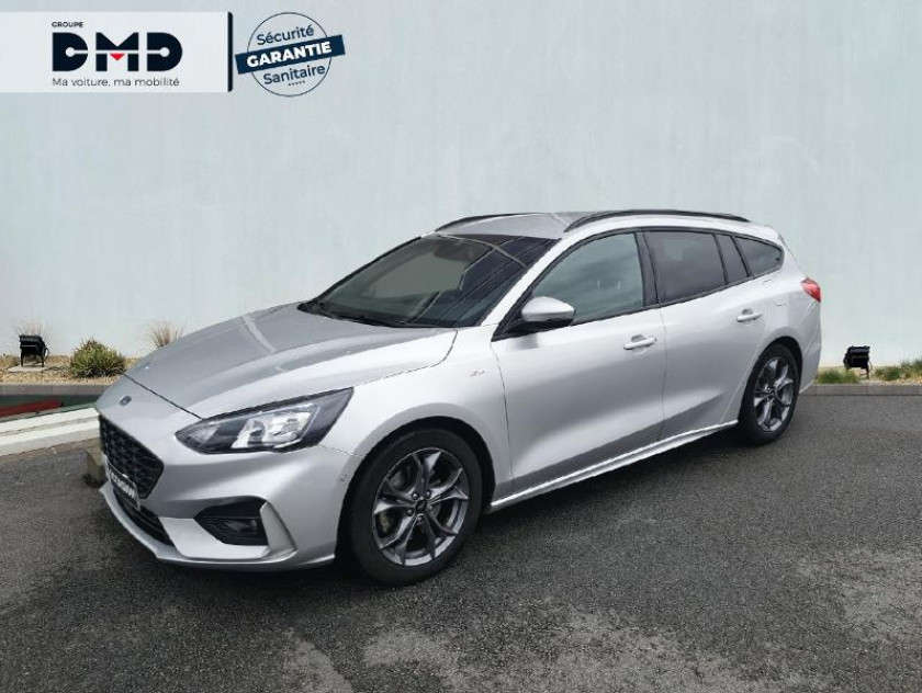 Ford Focus Sw 1.0 Ecoboost 125ch Mhev St-line Business - Visuel #1
