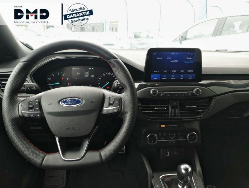 Ford Focus Sw 1.0 Ecoboost 125ch Mhev St-line Business - Visuel #5