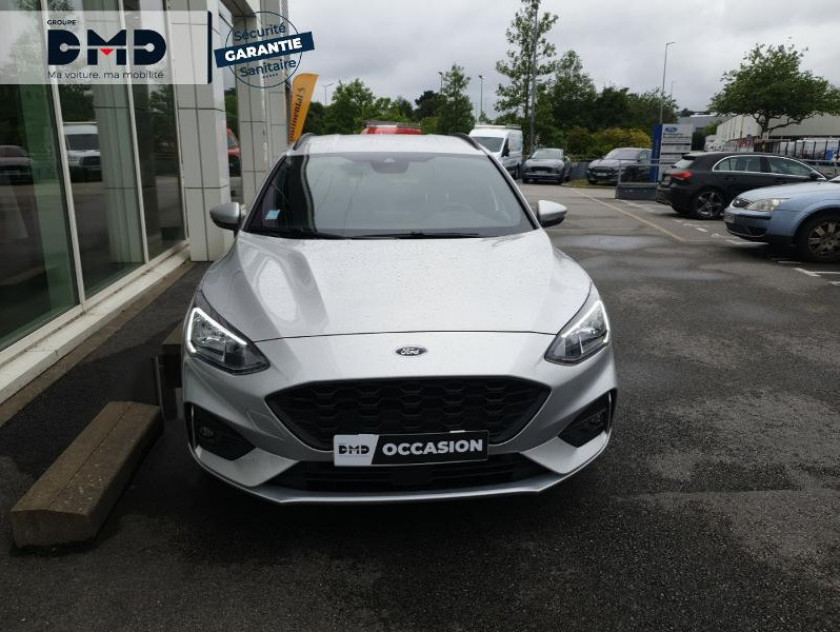 Ford Focus Sw 1.0 Ecoboost 125ch Mhev St-line Business - Visuel #4