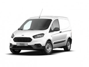 Ford Transit Courier Fourgon Fgn 1.5 Tdci 75 Bv6 Trend 3p