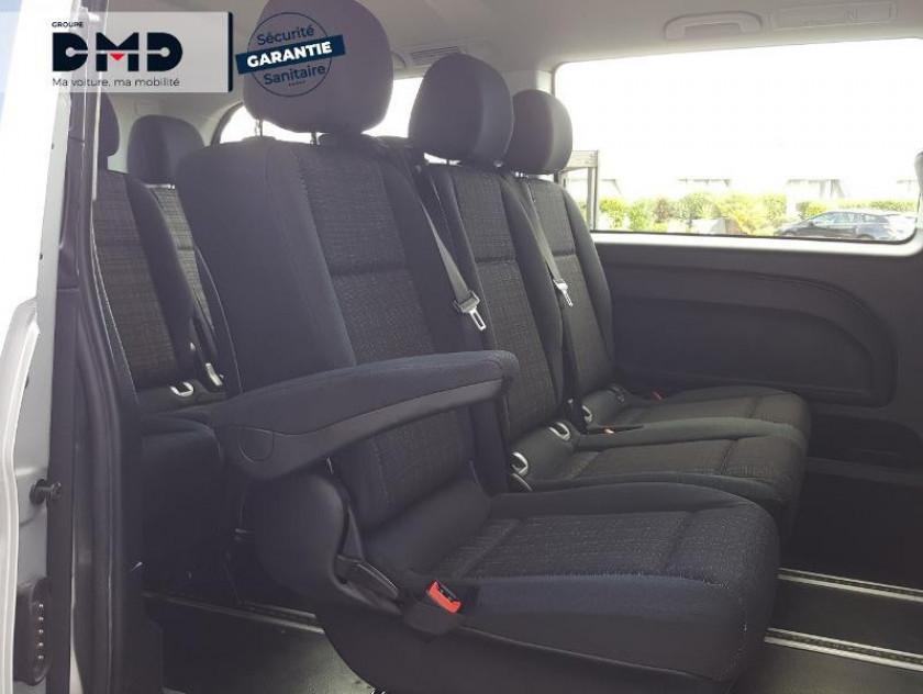 Mercedes-benz Vito 116 Cdi Blueefficiency Tourer Long Pro 7g-tronic Plus - Visuel #10
