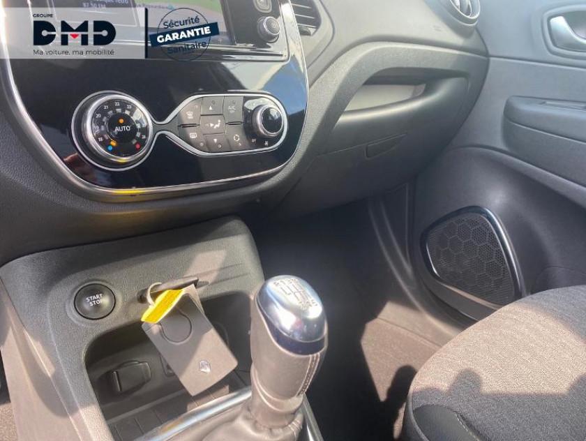 Renault Captur 1.2 Tce 120ch Energy Intens - Visuel #8