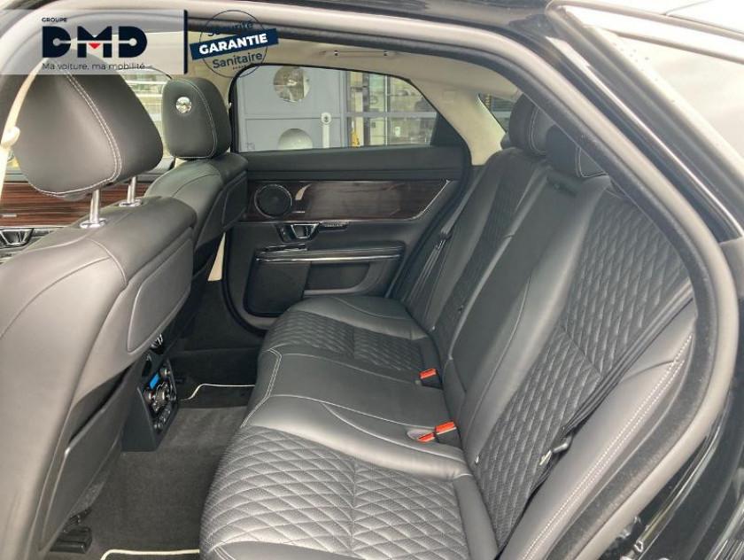 Jaguar Xj 3.0d V6 300ch Portfolio - Visuel #10