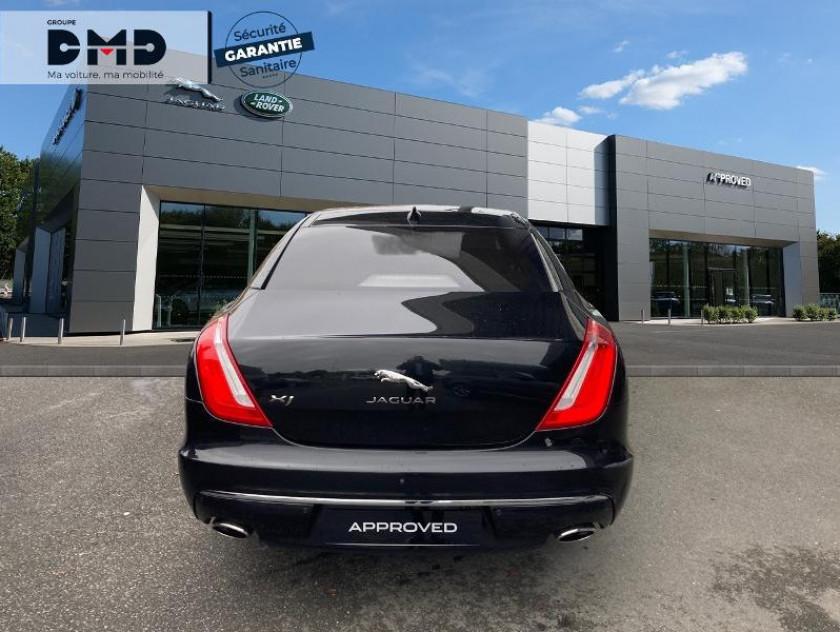 Jaguar Xj 3.0d V6 300ch Portfolio - Visuel #11