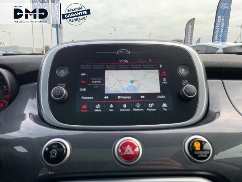 Fiat 500x 1.4 Multiair 16v 140ch Collezione Dct - Visuel #6