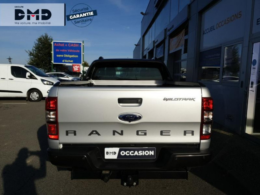 Ford Ranger 3.2 Tdci 200ch Super Cab Xlt Wildtrak Bva - Visuel #11