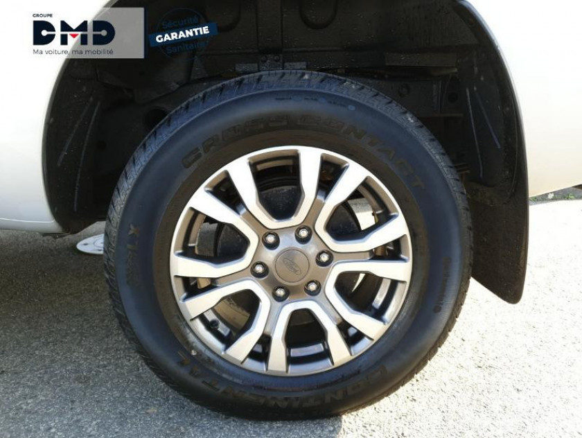 Ford Ranger 3.2 Tdci 200ch Super Cab Xlt Wildtrak Bva - Visuel #13