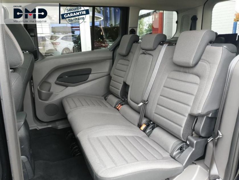 Ford Grd Tourneo Connect 1.5 Ecoblue 120ch Stop&start Titanium - Visuel #10