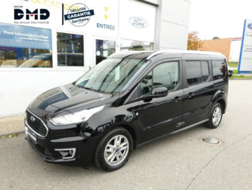Ford Grd Tourneo Connect 1.5 Ecoblue 120ch Stop&start Titanium - Visuel #18