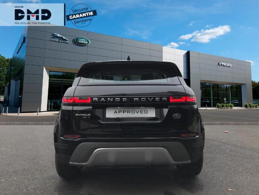 Land Rover Evoque 2.0 D 150ch S Awd Bva - Visuel #11