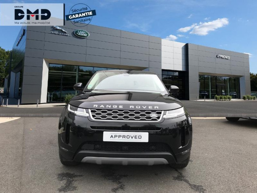Land Rover Evoque 2.0 D 150ch S Awd Bva - Visuel #4