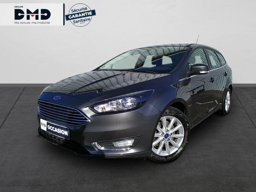 Ford Focus Sw 1.5 Ecoboost 182ch Stop&start Titanium - Visuel #1