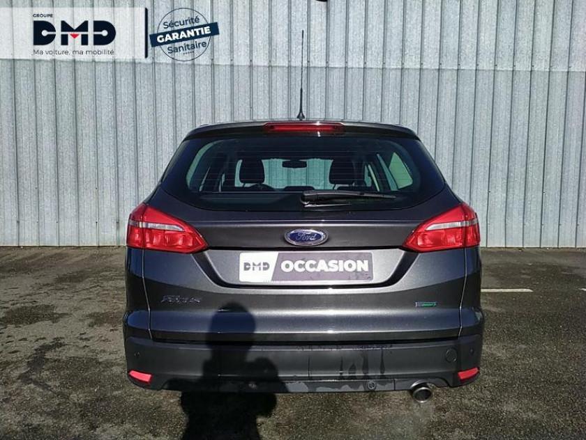 Ford Focus Sw 1.5 Ecoboost 182ch Stop&start Titanium - Visuel #11