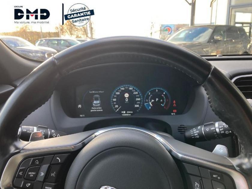 Jaguar F-pace V6 3.0d 300ch R-sport 4x4 Bva8 - Visuel #7