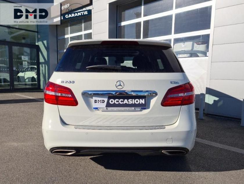 Mercedes-benz Classe B 200 Cdi Fascination 7g-dct - Visuel #11