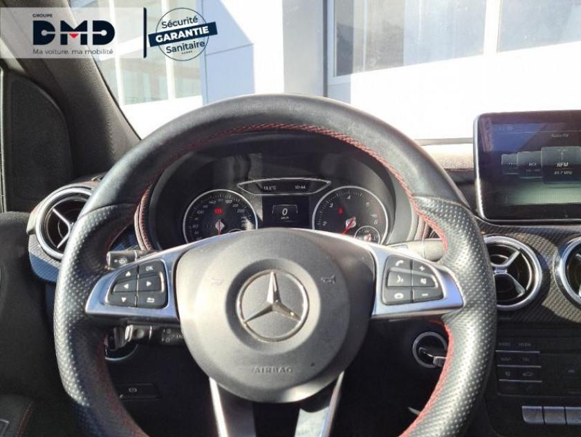 Mercedes-benz Classe B 200 Cdi Fascination 7g-dct - Visuel #7