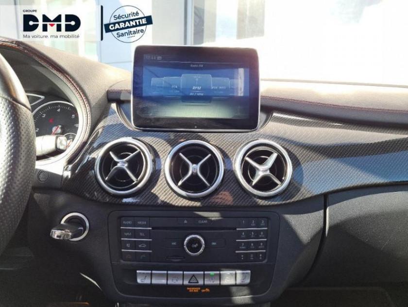 Mercedes-benz Classe B 200 Cdi Fascination 7g-dct - Visuel #6