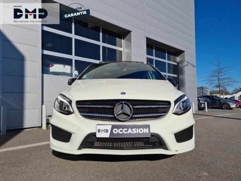Mercedes-benz Classe B 200 Cdi Fascination 7g-dct - Visuel #4