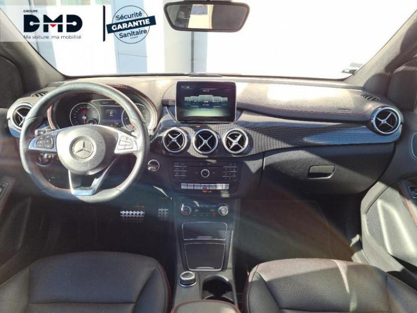 Mercedes-benz Classe B 200 Cdi Fascination 7g-dct - Visuel #5