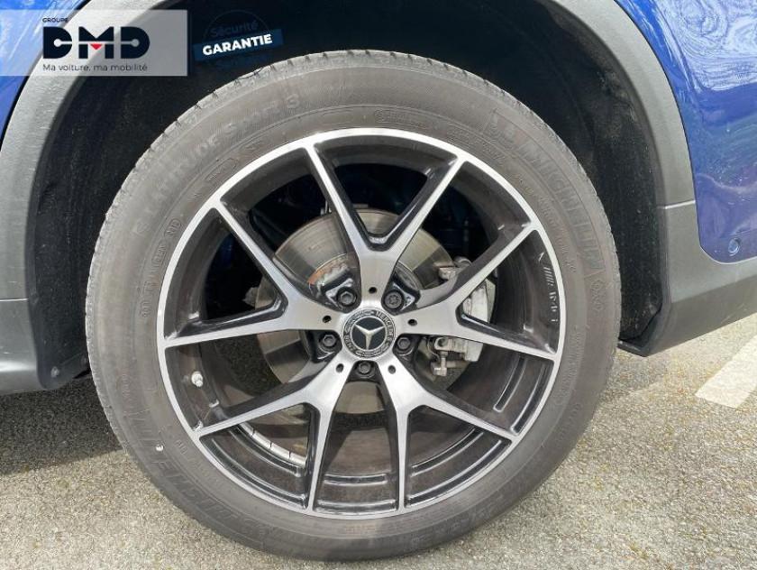 Mercedes-benz Glc 300 D 245ch Amg Line 4matic 9g-tronic - Visuel #13