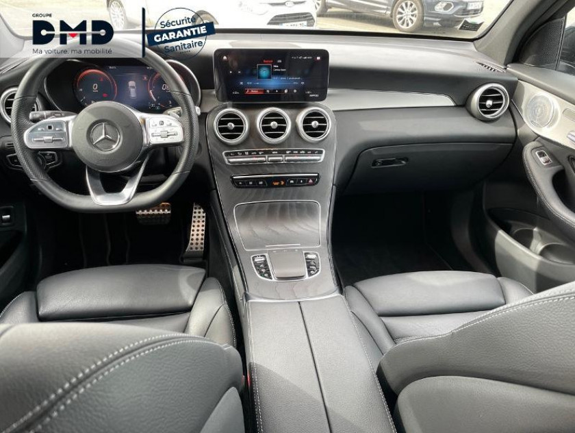Mercedes-benz Glc 300 D 245ch Amg Line 4matic 9g-tronic - Visuel #5