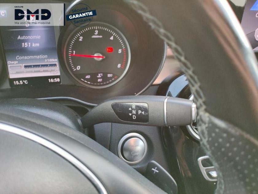 Mercedes-benz Classe C 200 D 2.2 Business Executive 7g-tronic Plus - Visuel #8