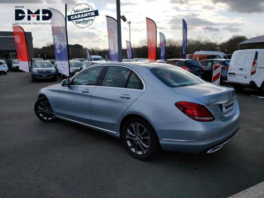 Mercedes-benz Classe C 200 D 2.2 Business Executive 7g-tronic Plus - Visuel #3