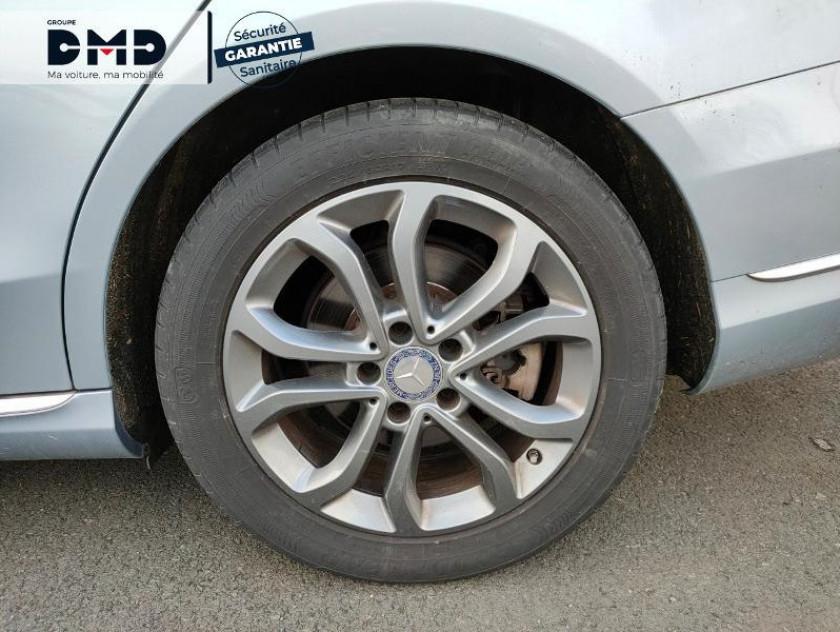 Mercedes-benz Classe C 200 D 2.2 Business Executive 7g-tronic Plus - Visuel #13