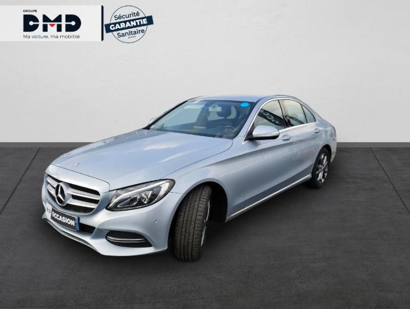Mercedes-benz Classe C 200 D 2.2 Business Executive 7g-tronic Plus - Visuel #1