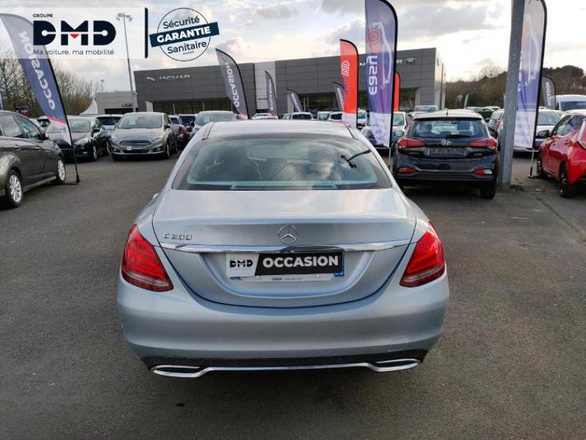 Mercedes-benz Classe C 200 D 2.2 Business Executive 7g-tronic Plus - Visuel #11