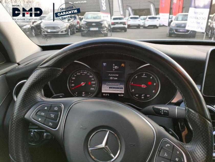 Mercedes-benz Classe C 200 D 2.2 Business Executive 7g-tronic Plus - Visuel #7