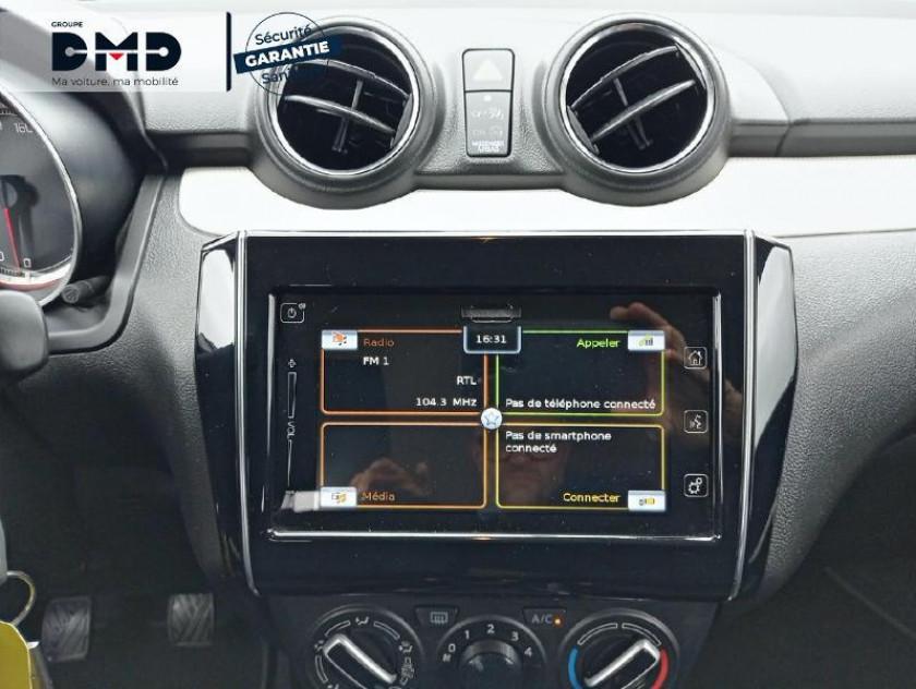 Suzuki Swift 1.2 Dualjet 90ch Privilège - Visuel #6