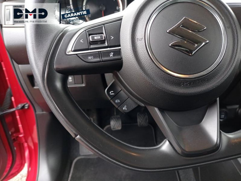 Suzuki Swift 1.2 Dualjet 90ch Privilège - Visuel #14