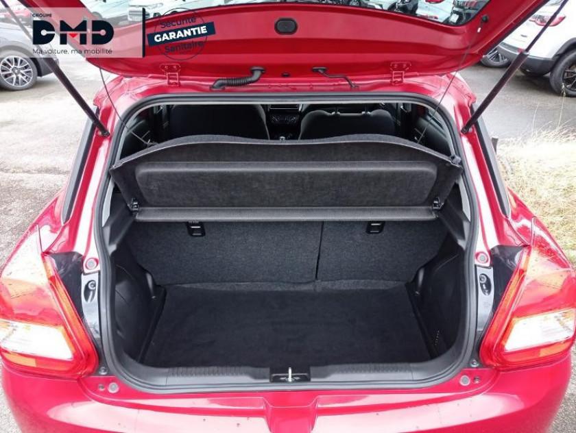 Suzuki Swift 1.2 Dualjet 90ch Privilège - Visuel #12