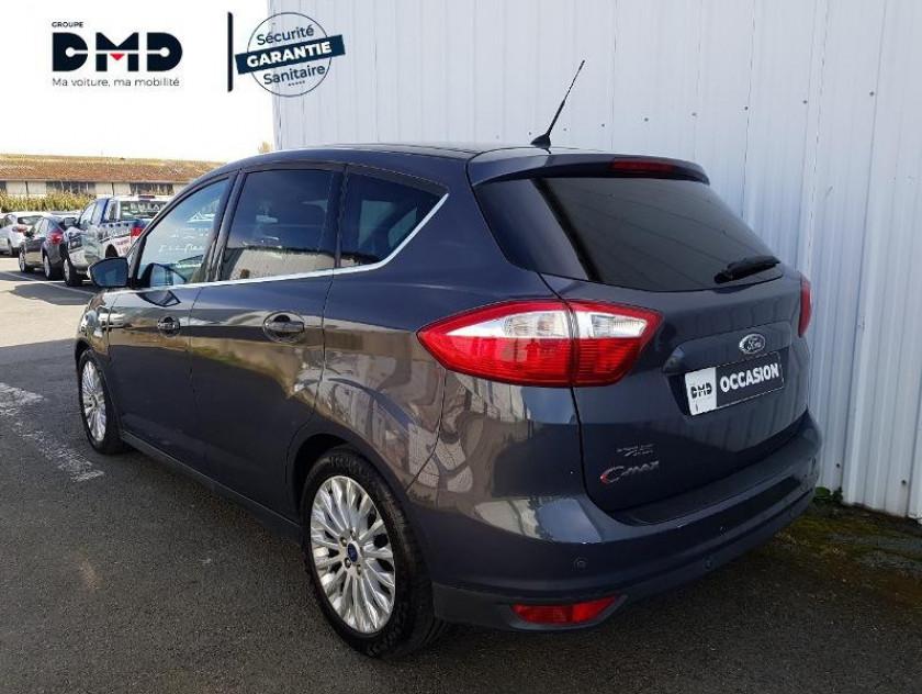Ford C-max 2.0 Tdci 140ch Fap Titanium - Visuel #3
