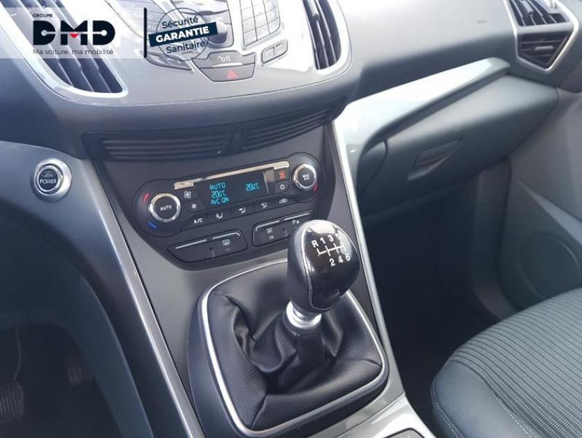 Ford C-max 2.0 Tdci 140ch Fap Titanium - Visuel #8