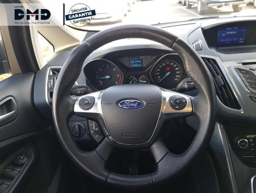 Ford C-max 2.0 Tdci 140ch Fap Titanium - Visuel #7