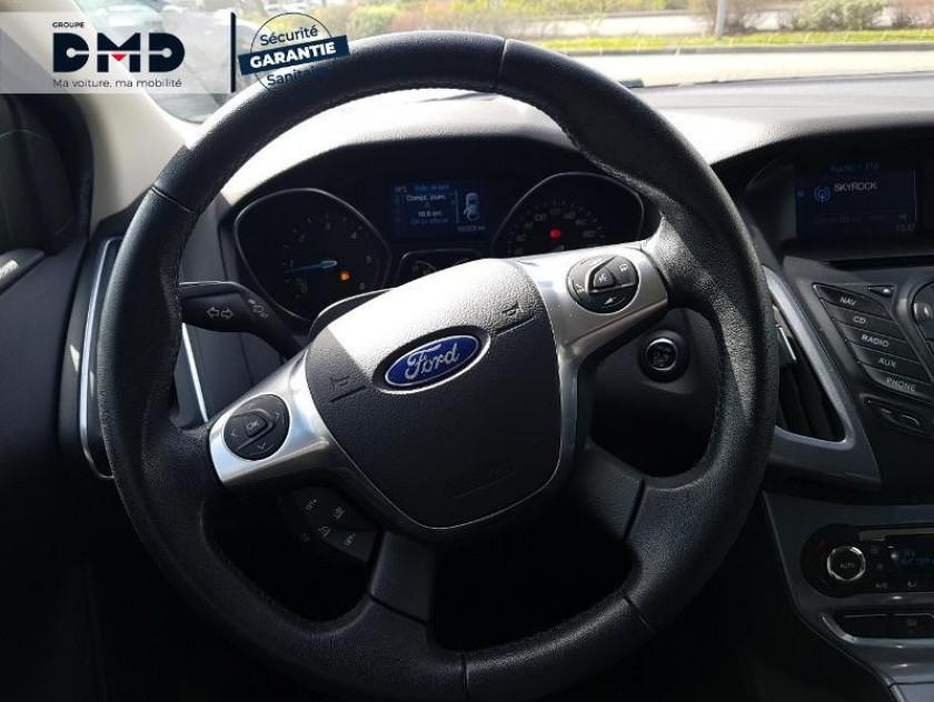 Ford Focus 1.6 Tdci 115ch Fap Stop&start Titanium X 5p - Visuel #7