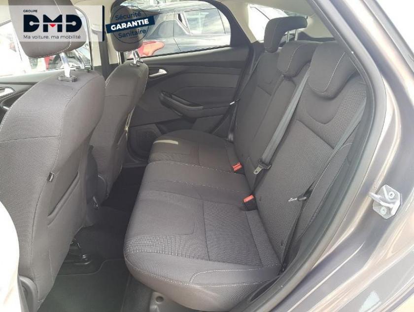 Ford Focus 1.6 Tdci 115ch Fap Stop&start Titanium X 5p - Visuel #10