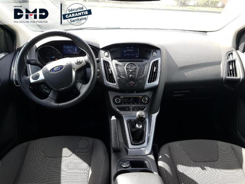 Ford Focus 1.6 Tdci 115ch Fap Stop&start Titanium X 5p - Visuel #5