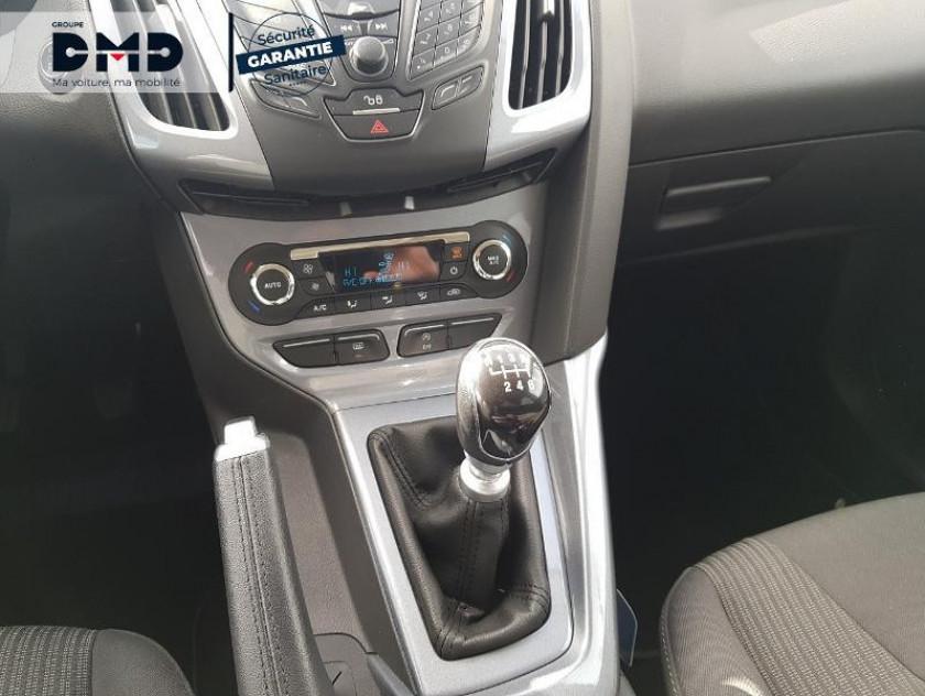 Ford Focus 1.6 Tdci 115ch Fap Stop&start Titanium X 5p - Visuel #8