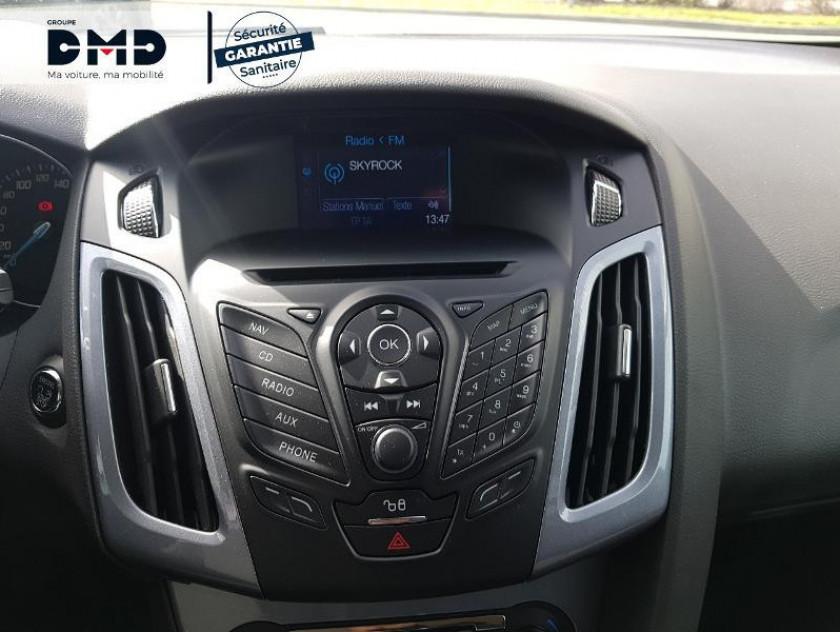 Ford Focus 1.6 Tdci 115ch Fap Stop&start Titanium X 5p - Visuel #6